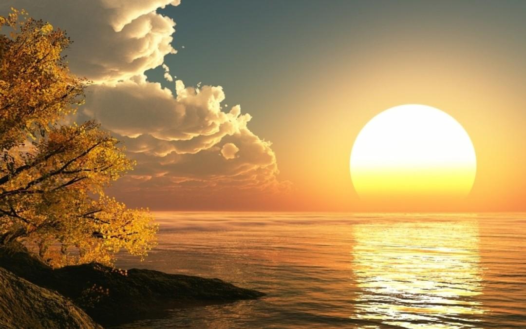 Sunrise ... Sunrise Looks Like Mornin' In Your Eyes ...